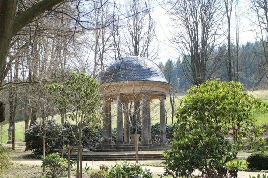 Das Vogtland entdecken – Bad Elster – Floratempel