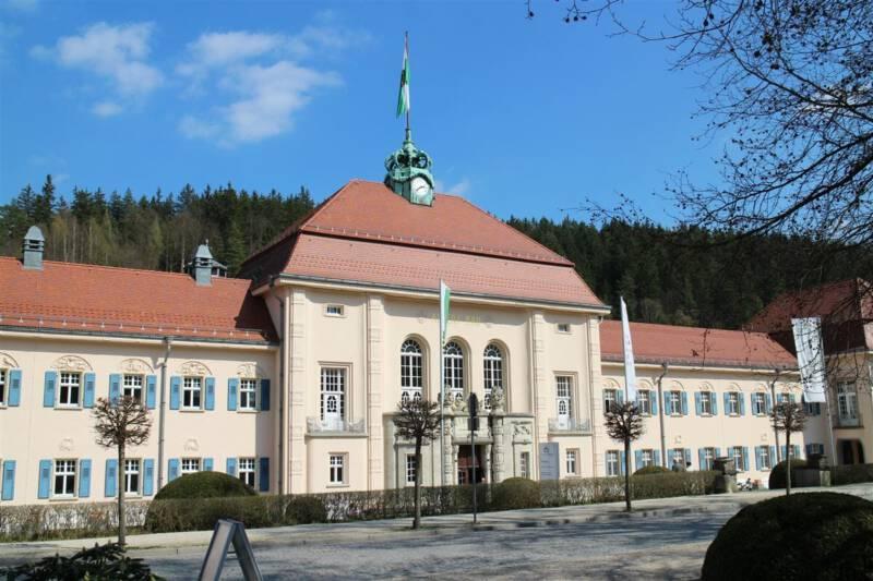 Das Vogtland entdecken – Bad Elster – Albert Bad