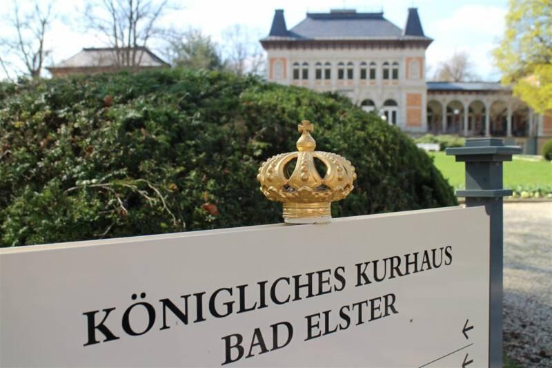 Das Vogtland entdecken – Bad Elster – Kurhaus