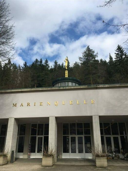 Das Vogtland entdecken – Bad Elster – Marienquelle