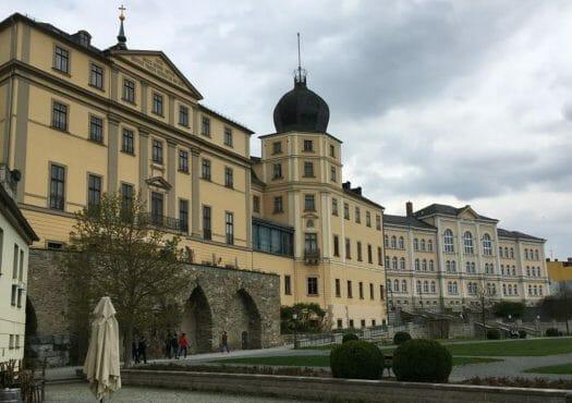 Ausflugstipp für das thüringische Vogtland – das Untere Schloss in Greiz