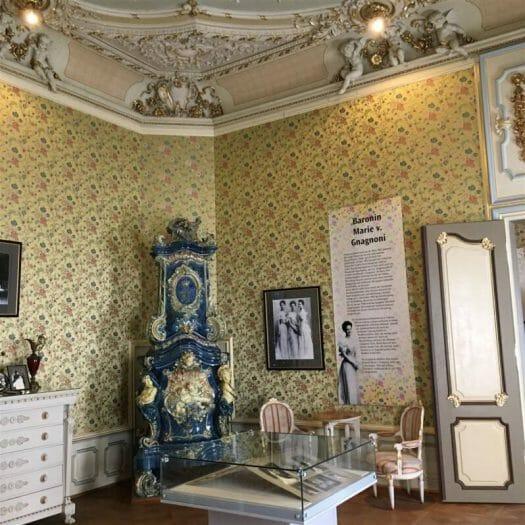 sehenswert - Ausflugstipp für das thüringische Vogtland – das Untere Schloss in Greiz