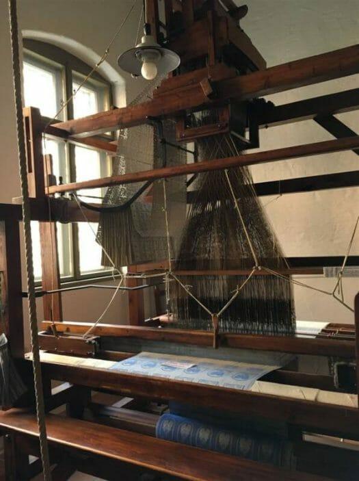 Die Textilgeschichte von Greiz wird lebendig