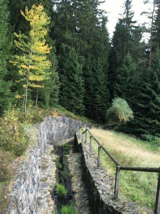 Wandern im Vogtland - Vogtlandsee