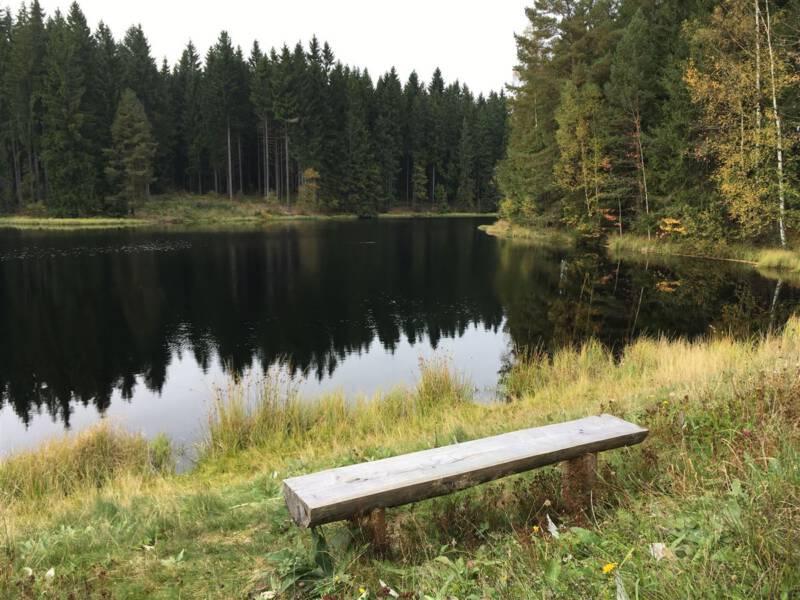 Wandern und Urlaub im Vogtland - Vogtlandsee