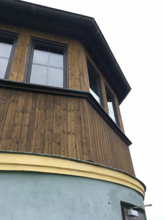 Entdeckung im Vogtland - Wasserturm in Neundorf
