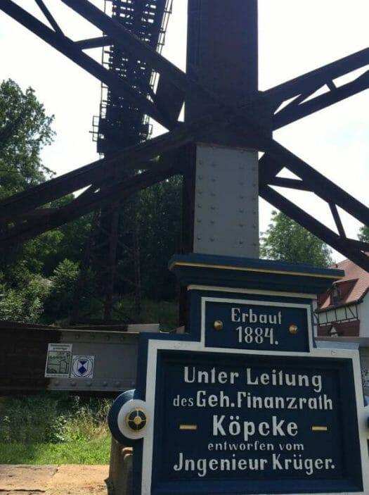 Ausflugstipp Vogtland: Oschütztalviadukt Weida
