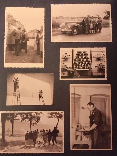 Bilder aus der Firmengeschichte von Mühle in Stützengrün