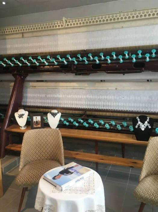 Modespitze Plauen - Plauener Spitze mit Familientradition - Spitze in Plauen direkt beim Hersteller kaufen