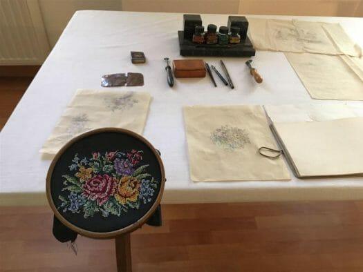 Ausflugsziel im Vogtland - Das Stickereimuseum in Eibenstock