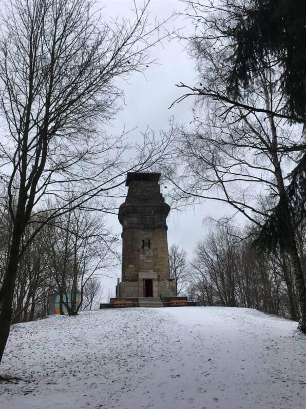 Der Kemmlerturm in Plauen