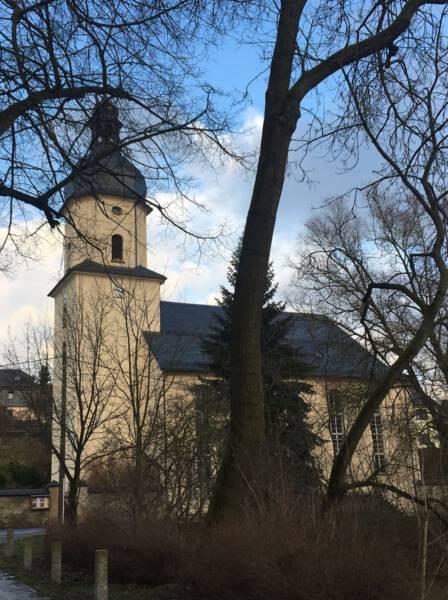 Ausflugstipp / Sehenswertes im Vogtland - Kirche Geilsdorf