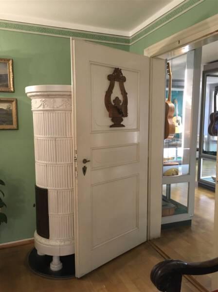 Ausstellungsräume im Musikinstrumentenmuseum Markneukirchen