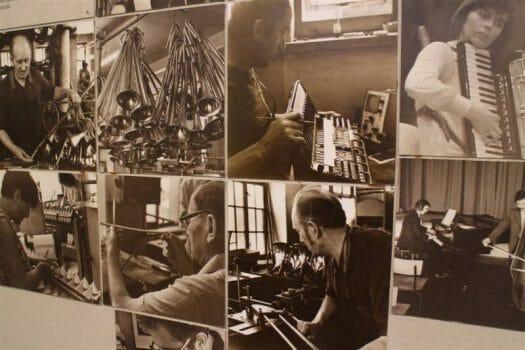 Das Musikinstrumentenmuseum in Markneukirchen zeigt anschaulich viele Formen des Instrumentbaus | Ausflugstipp im Vogtland