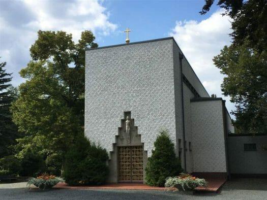 Architekt Rudolf Ladewig - neue Sachlichkeit in Reichenbach im Vogtland