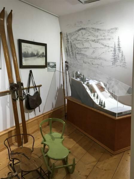 Ausflugsziel für die ganze Familie - Musik- und Wintersportmuseum Klingenthal / Vogtland / Sachsen