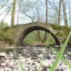 Die Schafbrücke im Kemnitzbachtal