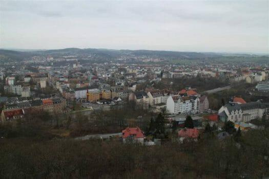 Aussichtspunkte im Vogtland - Aussichtsturm Bärenstein