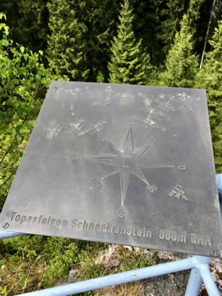 Topasfelsen Schneckenstein – Ausflugsziel im Vogtland Sachsen