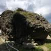 Der Topasfelsen Schneckenstein