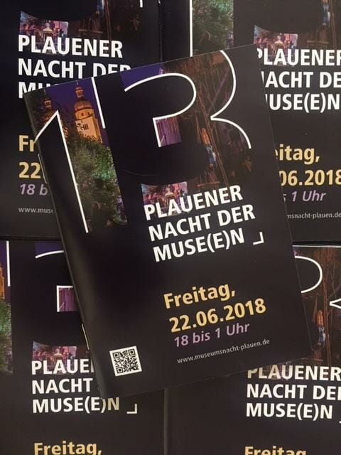 Plauener Museumsnacht 2018 -