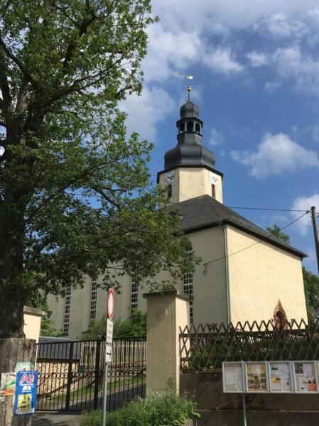 Ausflugstipp - Leubnitz - Vogtland - Sachsen - Kirche