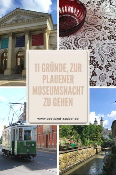 Museumsnacht Plauen Vogtland / Sachsen