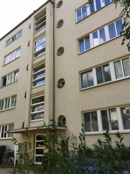 Bauhaus in Gera / Thüringen - Thilo Schoder - Wohnanlage Ulmenhof