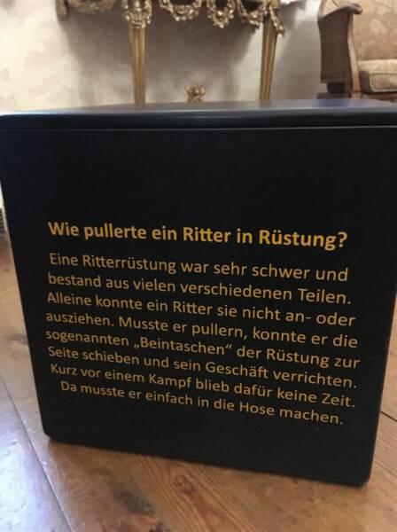 Ausflug zur Burg Posterstein in Thüringen - Kinderburg - Ausflug mit Kindern