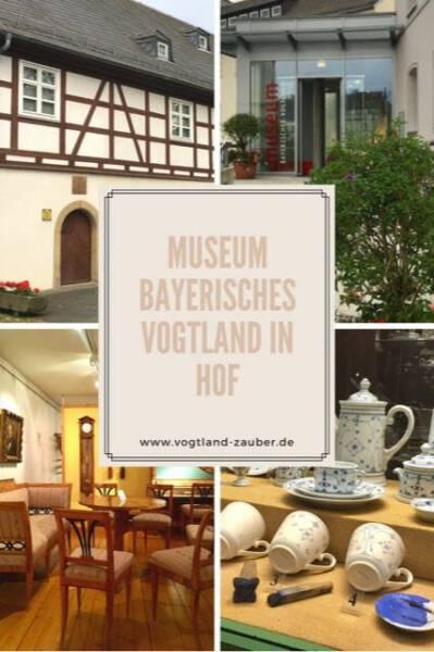Ein schöner Ausflug nicht nur an regnerischen Tagen- Das Museum Bayerisches Vogtland in Hof