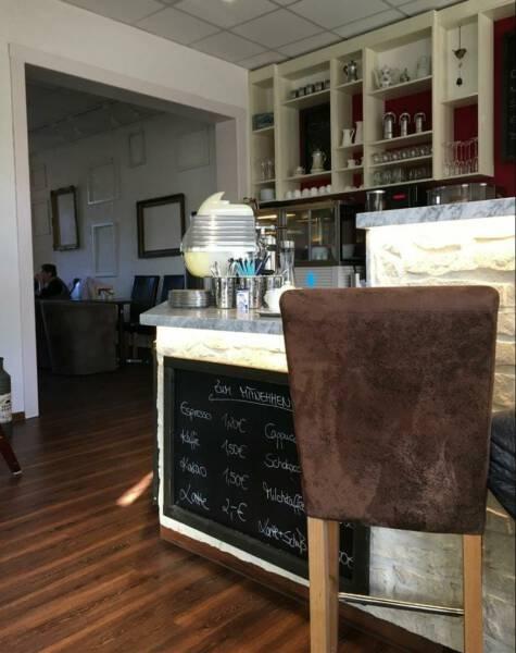 Glücks Café in Auerbach Vogtland / Sachsen