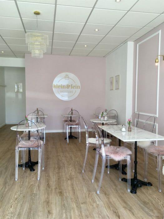 Patisserie und Café klein und fein in Plauen