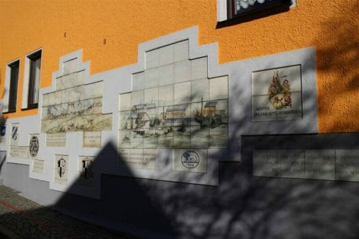 Selb - Ausflug in die Stadt des Porzellan in Bayern