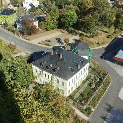 Ein Ausflug nach Auerbach im Vogtland / Sachsen mit Besuch im Museum Auerbach
