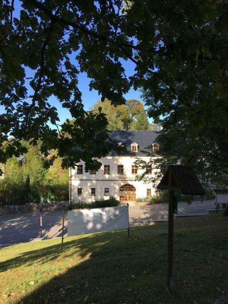Ausflug nach Auerbach im Vogtland / Sachsen