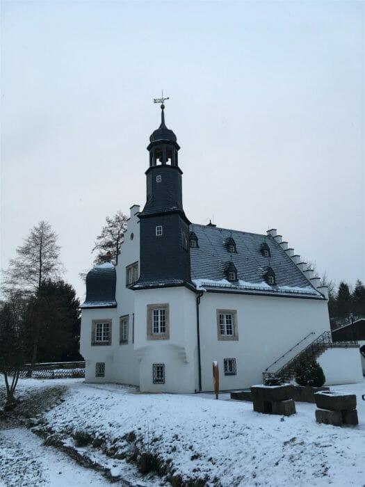 Ausflug für Familien - Weihnachtsausstellung in Rodewisch / Sachsen / Vogtland