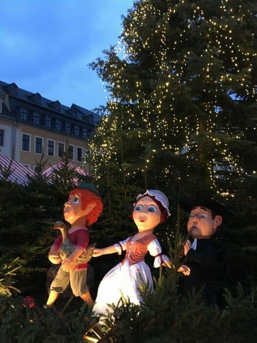 Unser Tipp: der Märchenmarkt in Gera
