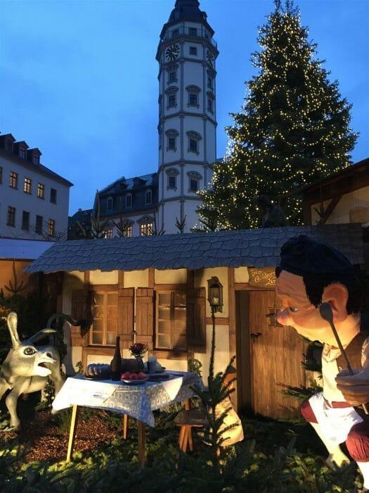 einer der schönsten Weihnachtsmärkte