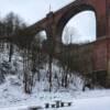 Winterwanderung zur Elstertalbrücke