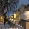 Winterlicher Spaziergang durch Plauen