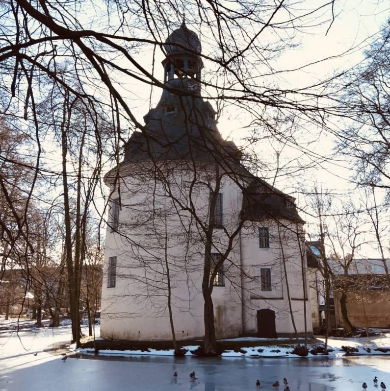 Kapelle Wasserturm Kauschwitz