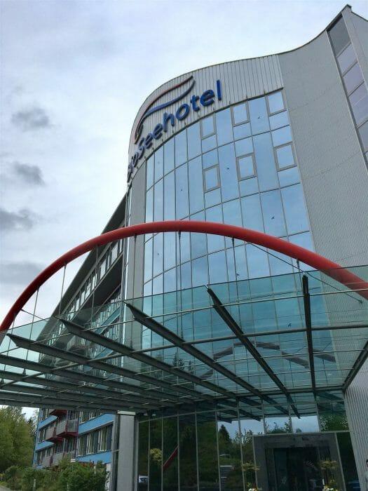 Zeulenroda - Bio-Seehotel
