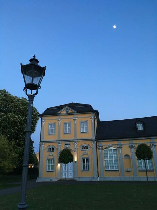 Thüringen - Gera Untermhaus - Ausflug / Spaziergang - Orangerei