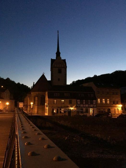 Thüringen - Gera Untermhaus - Ausflug / Spaziergang - Hofwiesenpark