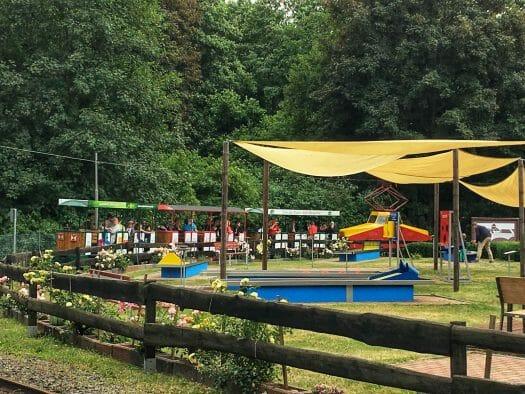 Ausflugstipp mit Kindern - Freizeitanlage Syratal in Plauen