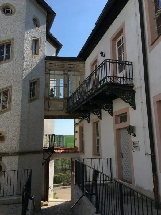 Ausflug zum Schloss Wildenfels in Sachsen