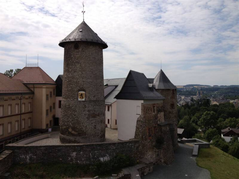 Museum Schloss Voigstberg in Oelsnitz