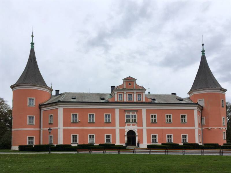Schloss Sokolov