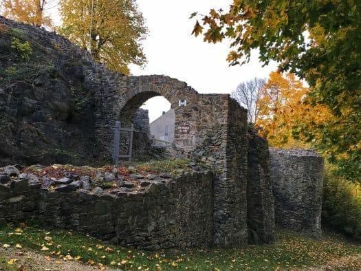 Ausflug nach Blankenberg in Thüringen