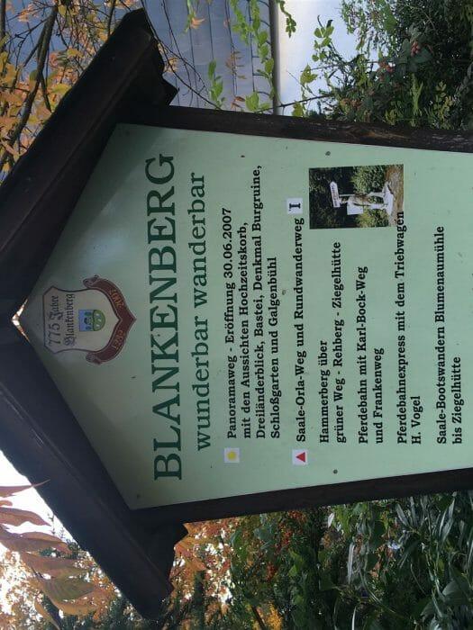 Wandern in Blankenberg